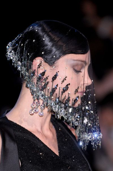 Armani Privé at Couture Fall 2012 (Details)