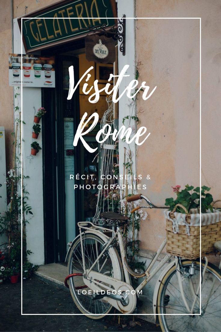 Retrouvez nos incontournables lors d'une première visite à Rome... #rome #italie #italy #roma #travel #city