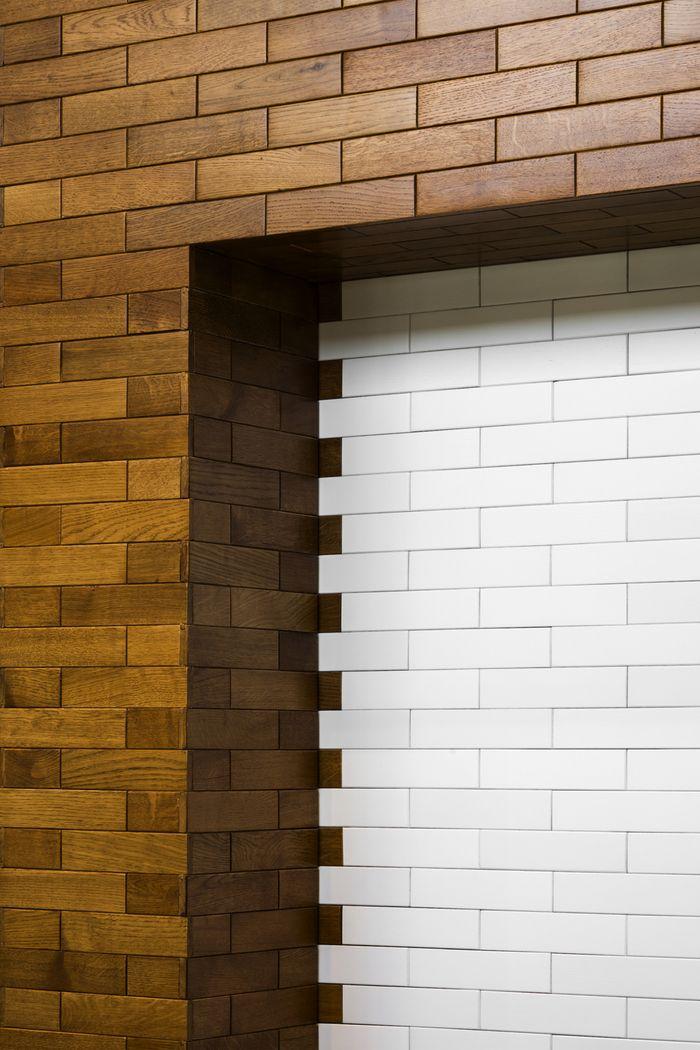 Timber cladding&tiles