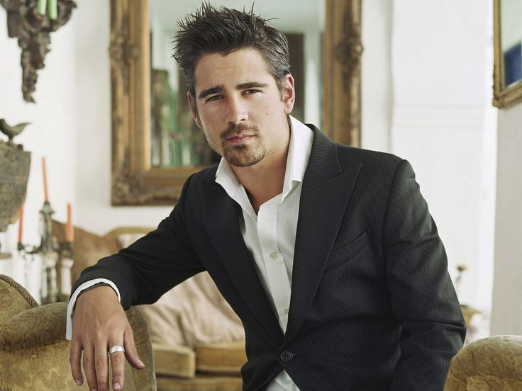Image result for colin farrell sexy