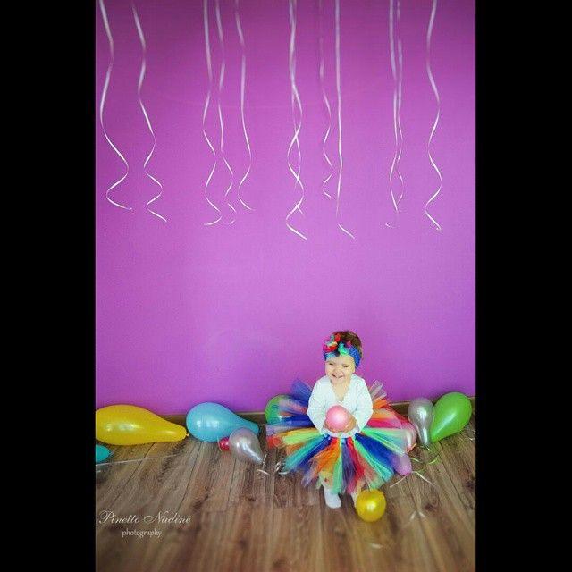 """""""Анонс фотографий с Первого Дня Рождения Веронички!  Родители сделали ребенку настоящий праздник, так все продумали, молодцы!"""""""