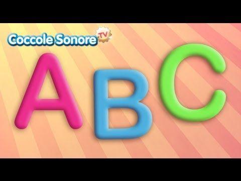 Song für das Erlernen des Alphabets   Niveau: A1