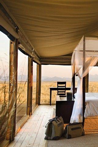 Wolwedans Dunes Lodge, Namibia