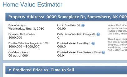 Home Value Calculator   ForSaleByOwner.com - FSBO