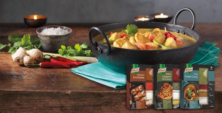 Som buzzador får du nå mulighet til å teste Knorrs nye middagskit som gjør det enklere enn noen gang til å bli superkokk i din egen hverdag.