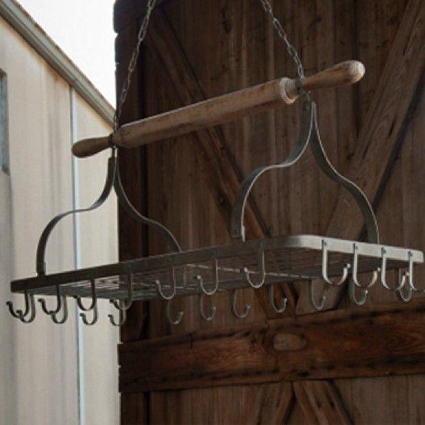 25 Best Ideas About Pot Rack Hanging On Pinterest