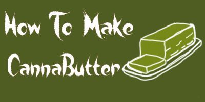 How to Make Cannabutter (Cannabis Butter) | Weedist