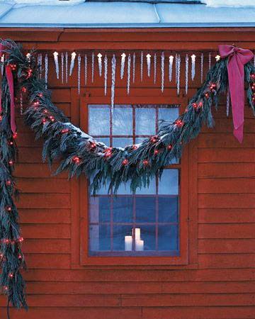 String Christmas Lights Together : 17 Best ideas about Red Christmas on Pinterest Xmas decorations, Christmas decor and Christmas ...