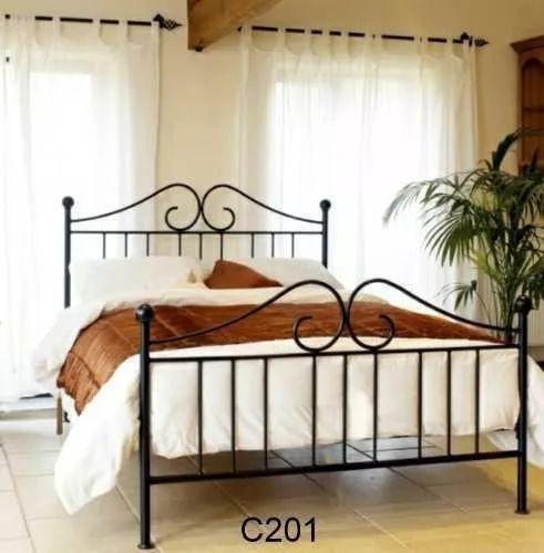 cama de hierro
