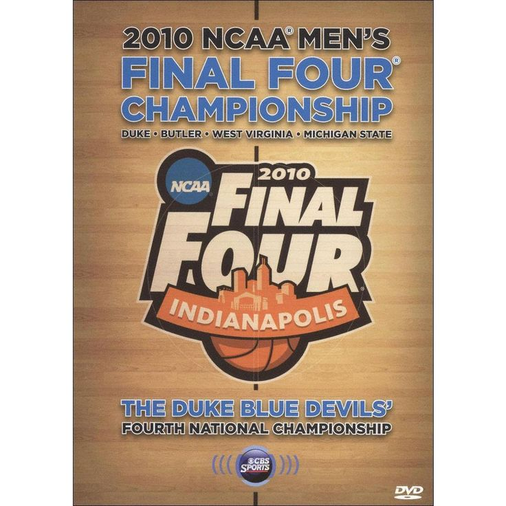 2010 NCAA Men's Final Four Championship: The Duke Blue Devils (dvd_video)