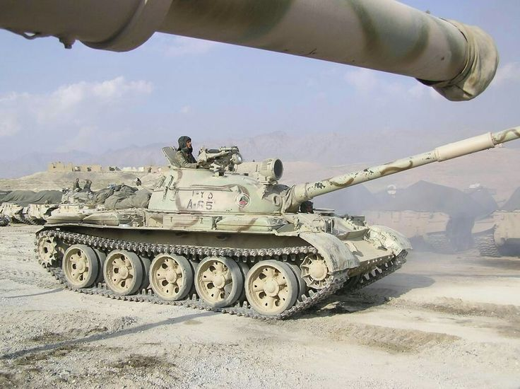 Afghan T 62 tank, pin by Paolo Marzioli