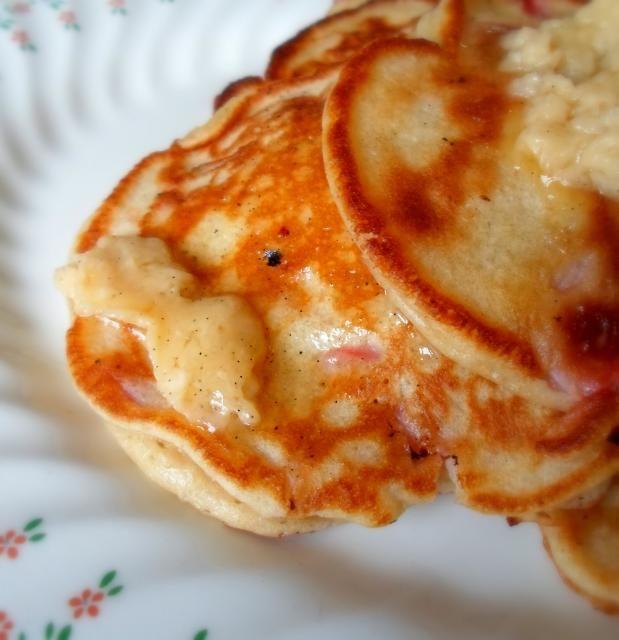 Recipe: Strawberry Buttermilk Pancakes with Honey & Vanilla Butter