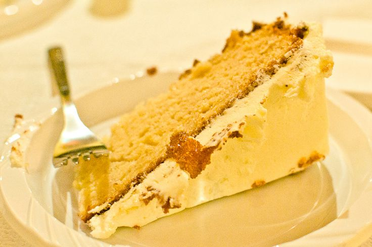 The couple's wedding cake was the famous Mexican tres leches or three milks cake. It was both beautiful and delicious.