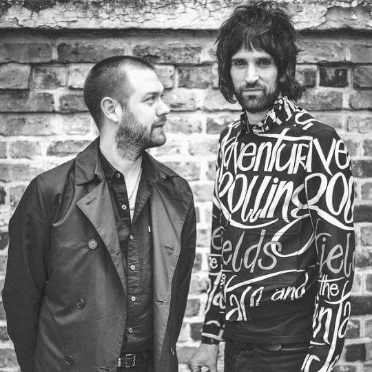 Tom Meighan & Sergio Pizzorno