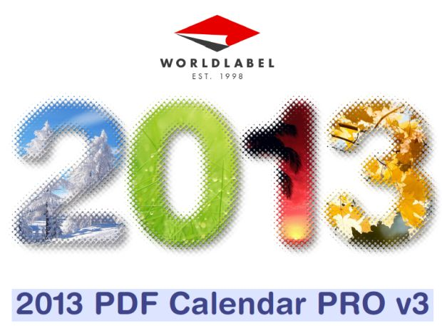 free 2013 fillable calendar- this site has lots of good freebie printables