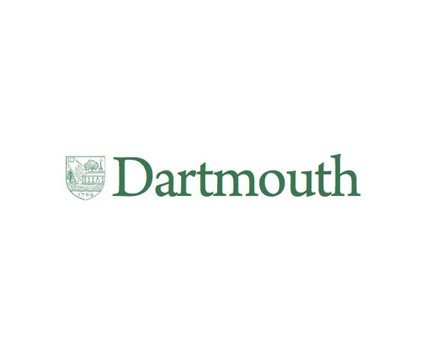 Dartmouth College. One of the many schools I applied to.