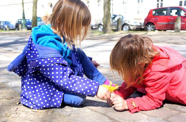 mama van vijf: Een krijtje in Brussel