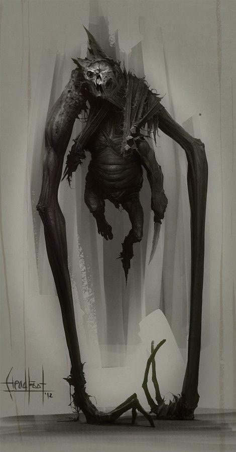 horror fantasy and curiosity
