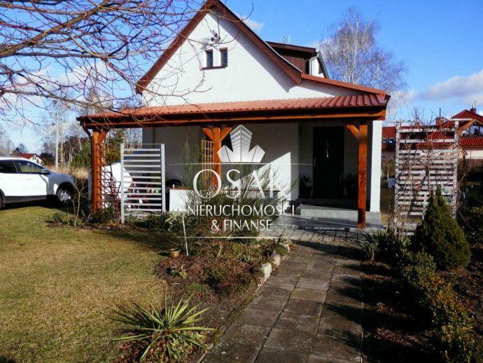 Dom na sprzedaż - Szczecin - Wielgowo - OSK-DS-357 - 83.00m² - Osak Nieruchomości & Finanse