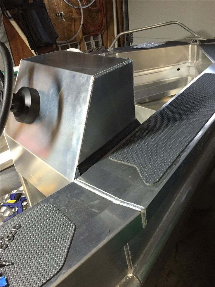 Built and installed shim