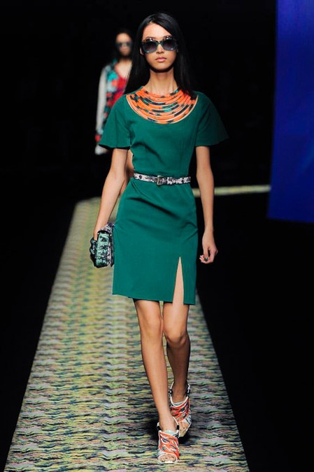 Kenzo Spring 2013 Ready-to-Wear