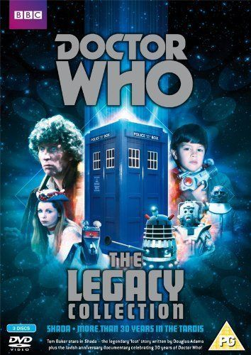 Doctor Who: Legacy Collection (Shada (1980) / More Than 30 Years In The Tardis (1993)) (2013)