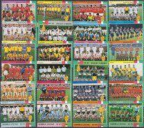 #Футбол ЧМ-90 Италия 1990 1Р Сьерра-Леоне Ф90-222 полная серия  - 1 р. #  MNH: MNH Футбол