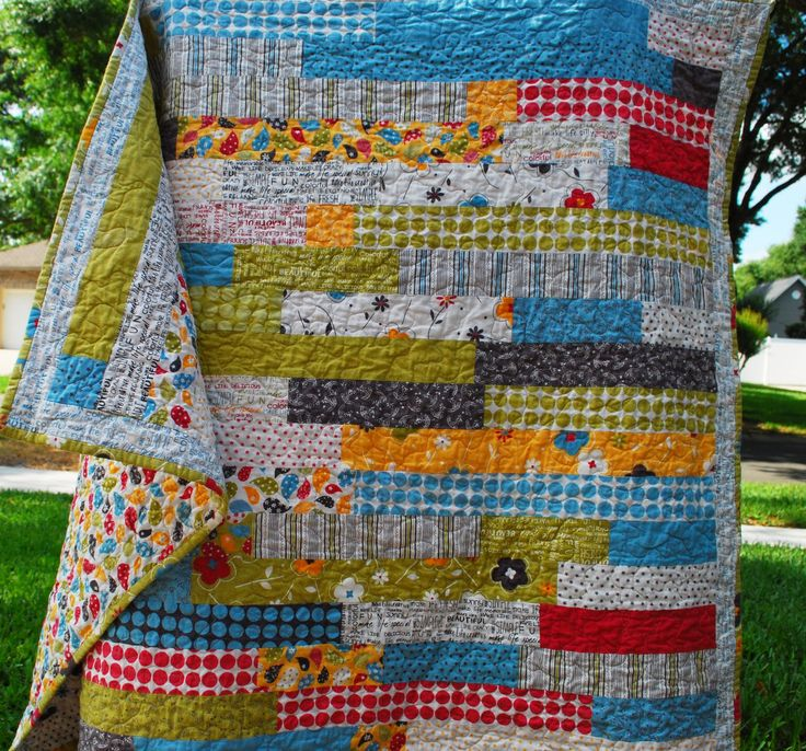34 best Jelly roll quilts images on Pinterest   Creative ... : jelly roll strip quilt pattern - Adamdwight.com