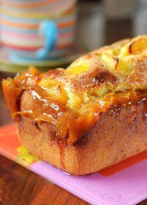 Simple, parfumé et terriblement délicieux ce gâteau aux pommes