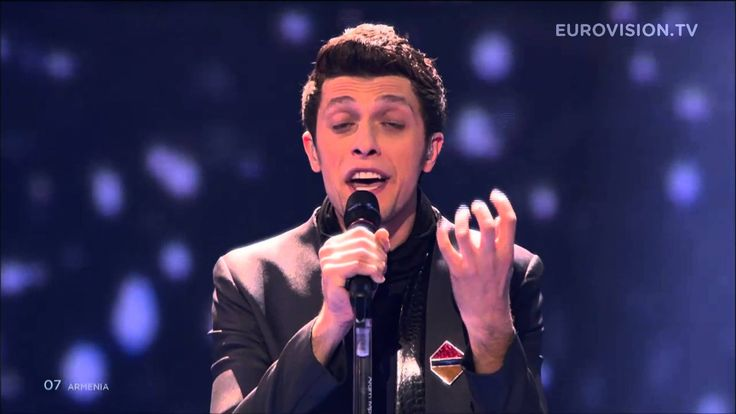 Aram MP3 - Not Alone (Armenia) LIVE Eurovision Song Contest 2014 Grand F...