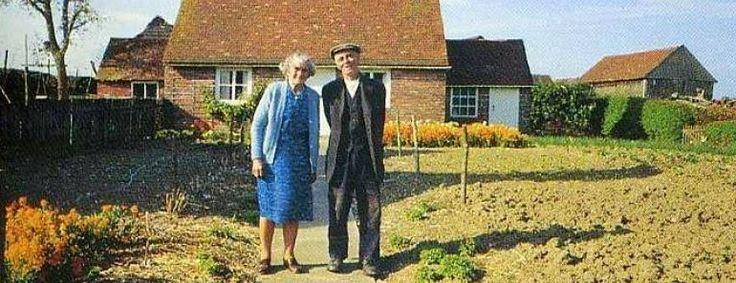 Conmovedoras fotos de una pareja de ancianos - Estas conmovedoras fotos de una pareja de ancianos son para reflexionar #TienesQueVerlo aquí: http://socialma.com/u/4