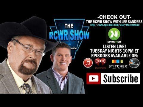 TNA Wrestling's Josh Mathews Bashes Jim Ross on Twitter! The RCWR Show (1-19-15) | Entertainment | Talk