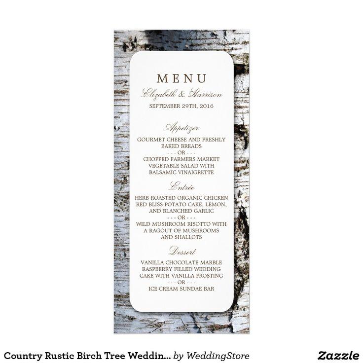 18 best Menus images on Pinterest Menu cards, Wedding stationery - wedding program inclusions