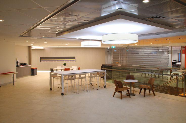 Dining Room on Level 7 of UNSW CBD Campus