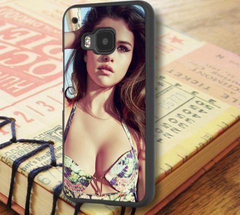 Selena Gomez Singer Sexy HTC One M9 Case