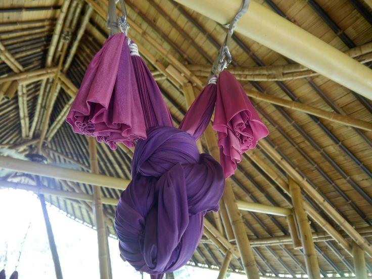Anti Gravity #Yoga at Four Seasons Sayan Ubud Bali | The Travelista | #LuxuryTravel Blog