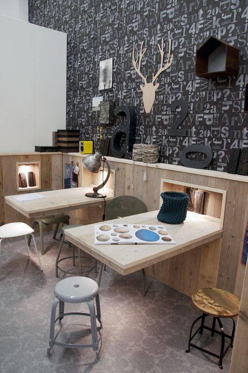 Fantastic craft room / workspace
