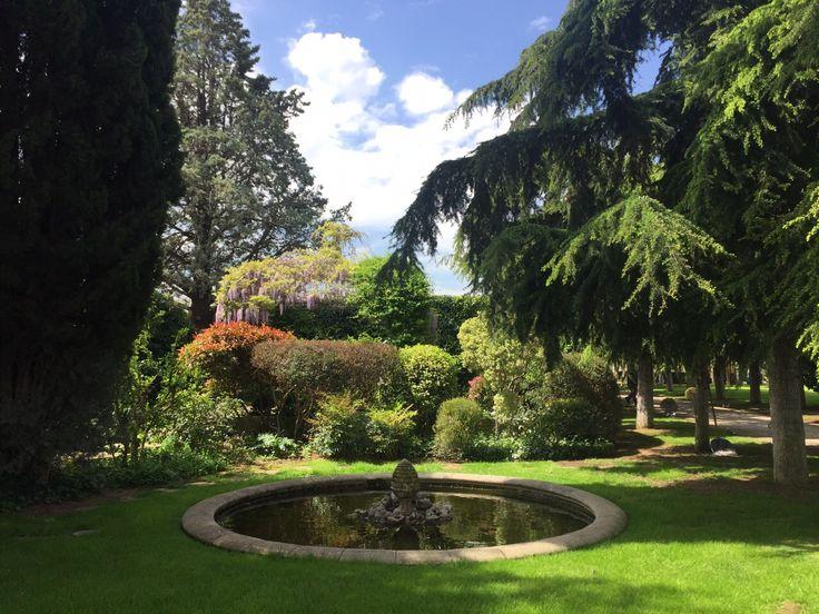 Scorci di Primavera nel giardino del Monastero #cortebracco #cortebraccodeigermani #wedding #nozze #matrimonio #sposi #bridal
