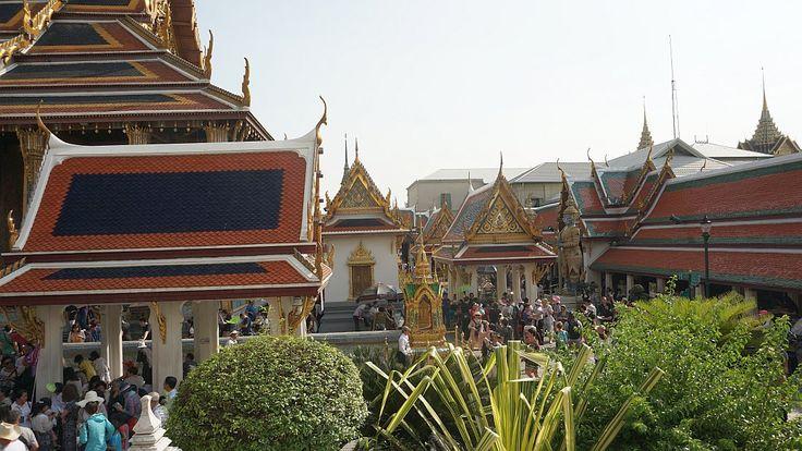 Bangkok zabytki - 3 dni w Bangkoku, na początek Wat Arun, Wat Pho: Leżący Budda, Pałac Królewski. Trasa, ceny, wskazówki. HAART - blog DIY www.haart.pl