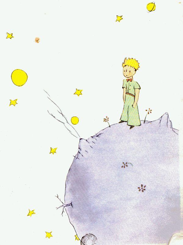 Les illustrations du Petit Prince : de Saint Exupéry à Joann Sfar