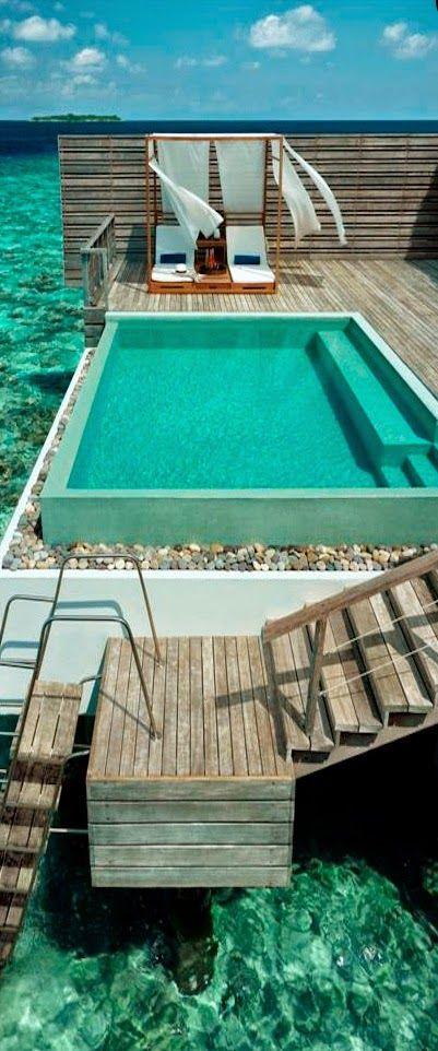 Resorts In Maldives - Dusit Thani Resort, Maldives