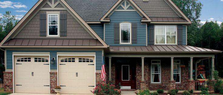 Interesting Exterior Home Design With Lp Smartside Siding