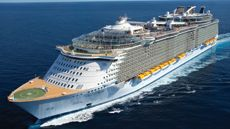7-night Western Caribbean Cruise on Royal Caribbean International's Oasis of the Seas. Roundtrip Ft. Lauderdale from $999 pp #cruise #royalcaribbean
