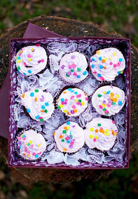 Festlige cupcakes til fastelavn - Boligliv