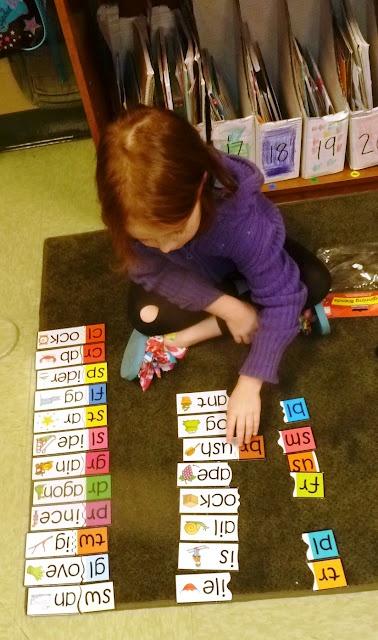 Tunstall's Teaching Tidbits: the daily five