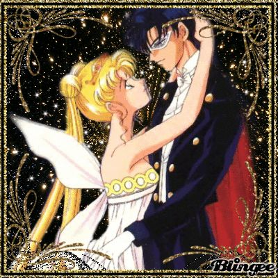 Princess Serenity & Prince Endymion