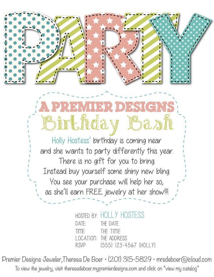 Now accepting Birthday Club Members!  Have a Premier Designs Birthday Bash with your friends and family!  Limited to 5 women per month so secure your spot now!