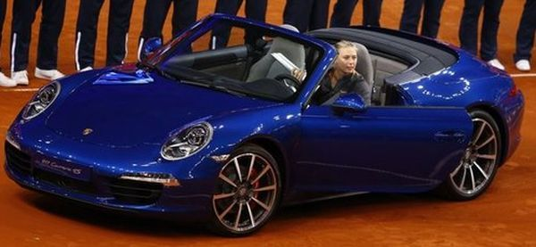 Maria Sharapova, campioana la Stuttgart