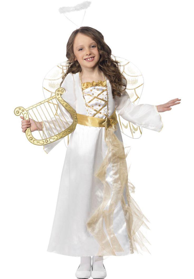 Kids Angel Princess Costume, Girl Christmas Fancy Dress - Childrens Christmas Costumes at Escapade™ UK - Escapade Fancy Dress on Twitter: @Escapade_UK