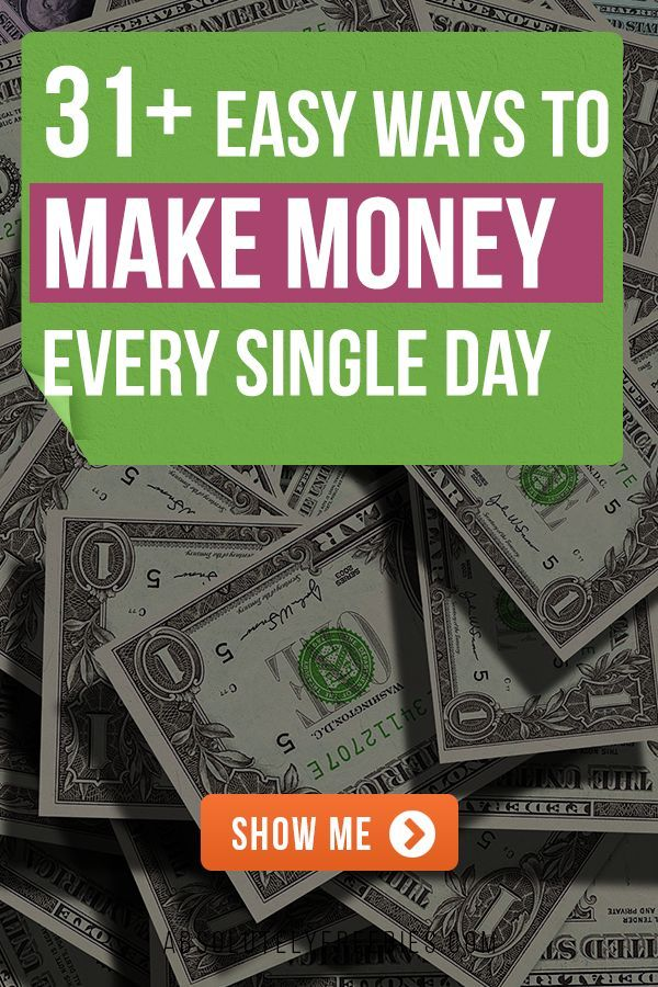 31 Fash Cash Idea To Help You Make Money Today Discover The Sneaky Little Secret Method To Earn Quick Can Make Money Today Ways To Get Money I Need Money Now